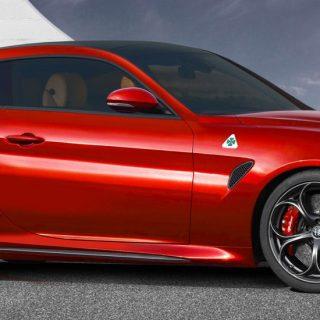 2019 model Alfa Romeo Giulietta