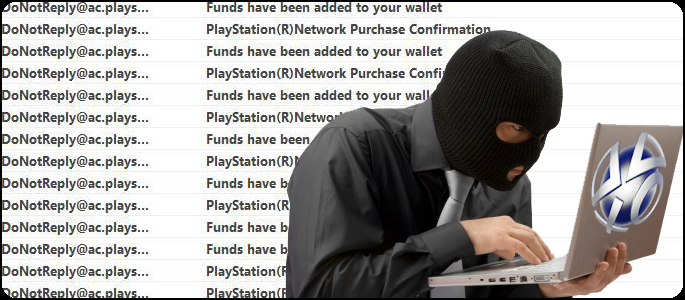 Sony PlayStation Network Hack